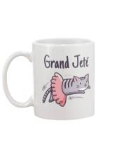 GRAND JETE  Mug back