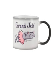 GRAND JETE  Color Changing Mug thumbnail