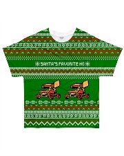 Santa's favorite Ho All-over T-Shirt front