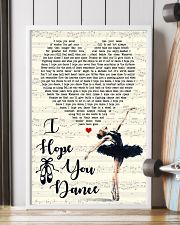 LOVE BALLET 11x17 Poster lifestyle-poster-4
