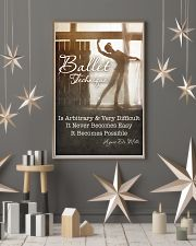 BALLET TECHNIQUE 11x17 Poster lifestyle-holiday-poster-1