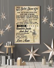 TO MY BALLET DANCE GIRL  11x17 Poster lifestyle-holiday-poster-1
