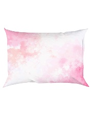 TO MY GRANDDAUGHTER Rectangular Pillowcase back