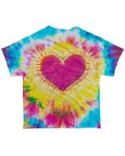 LOVE SOFTBALL All-over T-Shirt back