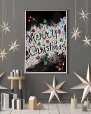 Merry Christmas Nutcracker 11x17 Poster lifestyle-holiday-poster-1