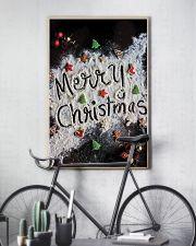 Merry Christmas Nutcracker 11x17 Poster lifestyle-poster-7