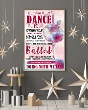 THANKS TO DANCE  11x17 Poster lifestyle-holiday-poster-1
