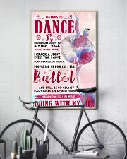 THANKS TO DANCE  11x17 Poster lifestyle-poster-7