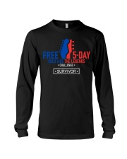 5-Day Solo Like The Legends Challenge - Survivor Long Sleeve Tee thumbnail