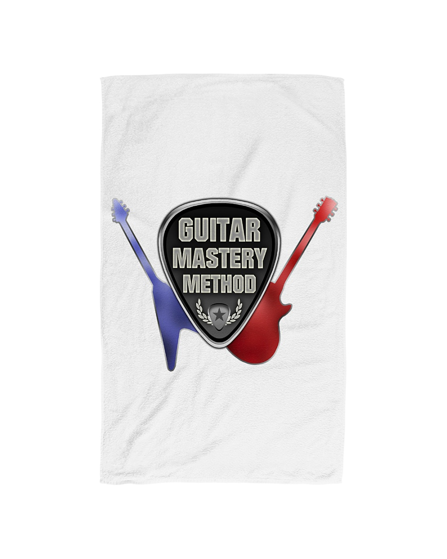 Household Guitar Mastery Method Items Hand Towel