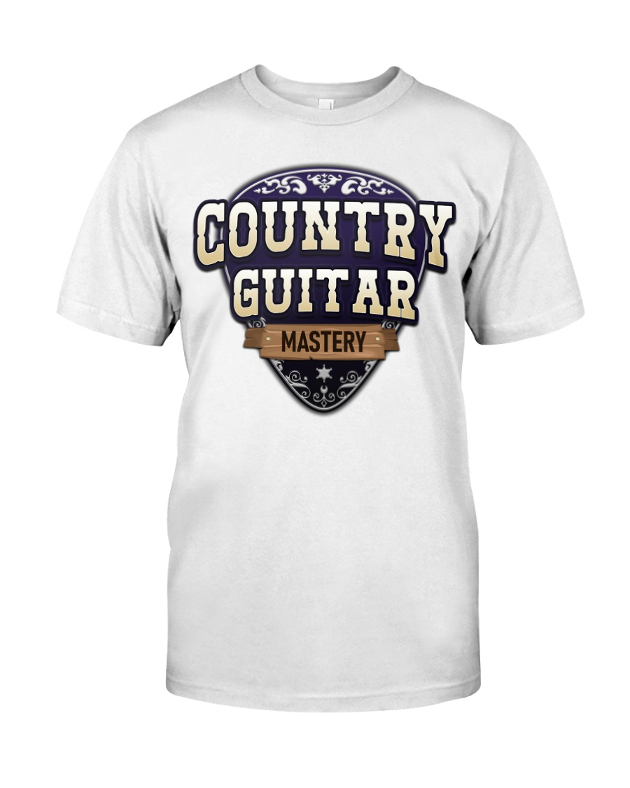 Country Guitar Mastery Official Classic T-Shirt