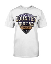 Country Guitar Mastery Official Classic T-Shirt front
