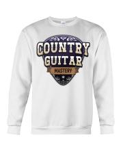 Country Guitar Mastery Official Crewneck Sweatshirt thumbnail