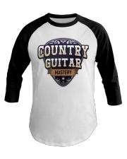 Country Guitar Mastery Official Baseball Tee thumbnail