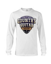 Country Guitar Mastery Official Long Sleeve Tee thumbnail