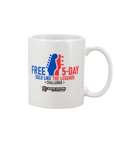 5-Day Challenge Mug