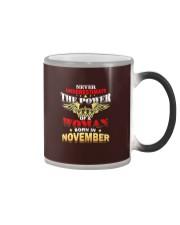 borninnovember Color Changing Mug tile