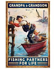 Fishing poster121001 16x24 Poster front