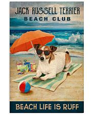 Jack Russell Terrier 16x24 Poster front