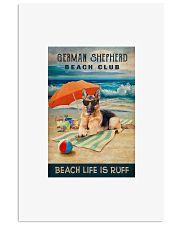 German Shepherd 16x24 Poster front