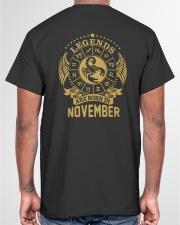 Borninnovember Classic T-Shirt garment-tshirt-unisex-back-04