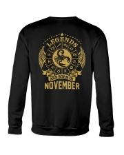 Borninnovember Crewneck Sweatshirt tile