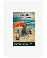 Great Dane 16x24 Poster front