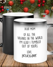 dear mom of all the vaginas in the world  Color Changing Mug ceramic-color-changing-mug-lifestyle-21