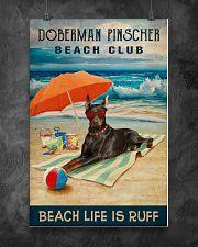 doberman pinscher 16x24 Poster poster-portrait-16x24-lifestyle-10