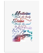 Piano Poster 16x24 Poster front