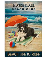 Border Collie 16x24 Poster front