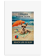 Chihuahua 16x24 Poster front