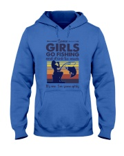 some girls go fishing and drink to much its me  Hooded Sweatshirt tile