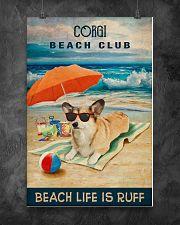 Corgi 16x24 Poster poster-portrait-16x24-lifestyle-10