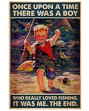 Fishing Poster121003 16x24 Poster front