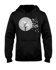 Fall Leaves Autumn Funny Tee shirts Hooded Sweatshirt thumbnail