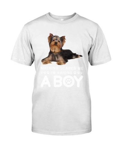 YORKSHIRE TERRIER - NOTHING SCARES ME 2703