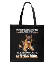 GERMAN SHEPHERD - I AM YOUR FRIEND 2702H17 Tote Bag thumbnail