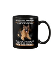 GERMAN SHEPHERD - I AM YOUR FRIEND 2702H17 Mug thumbnail