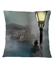 Adventures of Lieutenant Liadelis - James Antoniou Square Pillowcase thumbnail