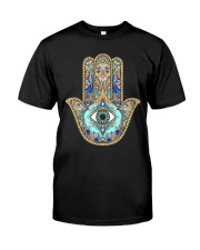 Buddha Yoga Buddhism Zen Premium Fit Mens Tee tile