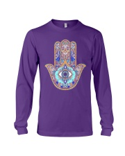 Buddha Yoga Buddhism Zen Long Sleeve Tee thumbnail