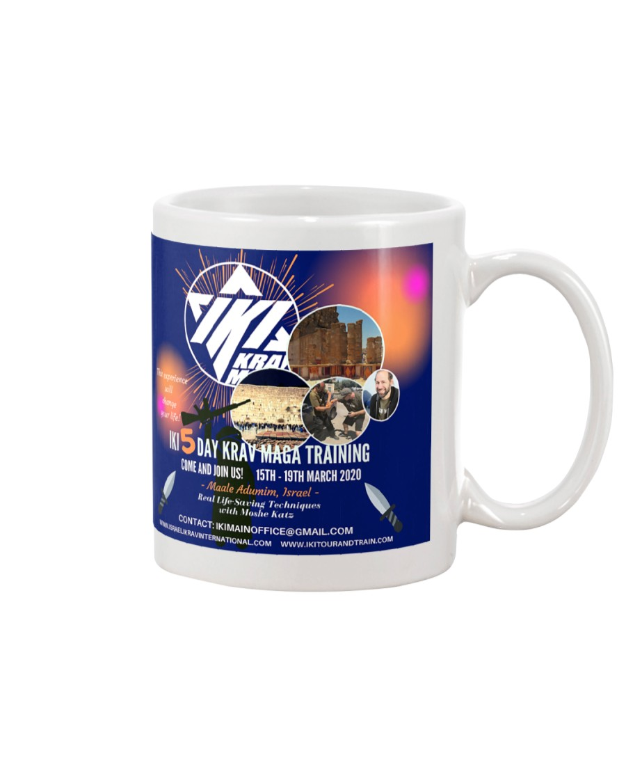 IKI 5 Day Training March 2020 Souvenir Mug