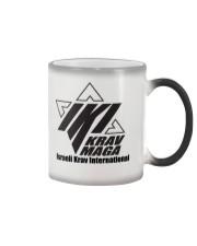 Israeli Krav International Color Changing Mug thumbnail