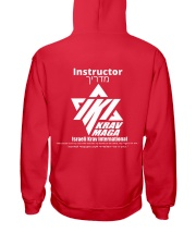 IKI Hoody Instructor Hooded Sweatshirt back