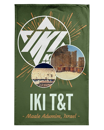 IKI TandT Tea Towel