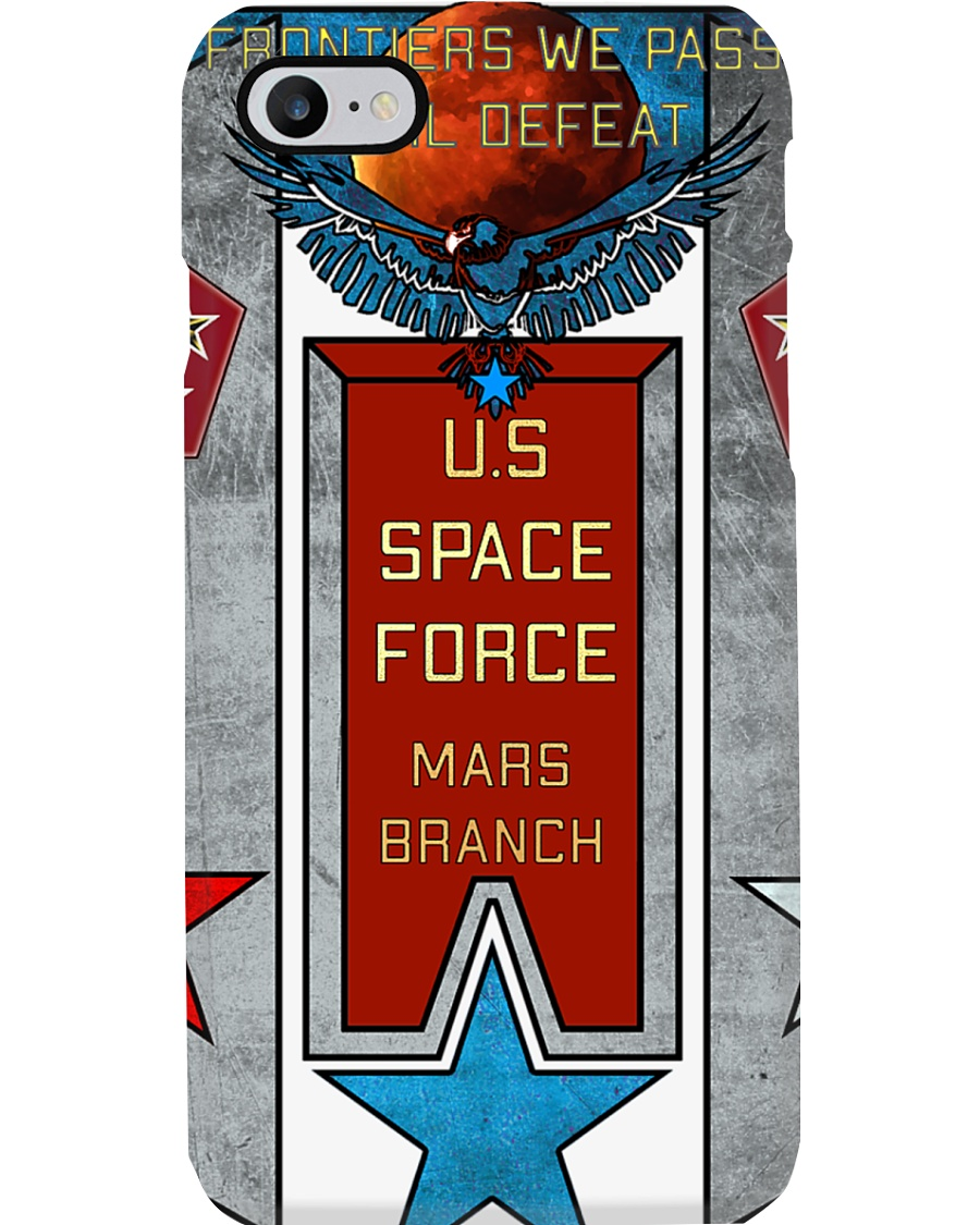 US Space Force - Mars Branch - Phone Protector Phone Case
