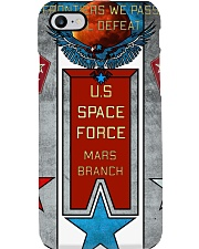 US Space Force - Mars Branch - Phone Protector Phone Case i-phone-7-case