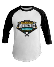T-shirt Baseball long sleeves 2018 Baseball Tee front