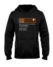 BOOBS - HEAVY ARMOR Hooded Sweatshirt thumbnail